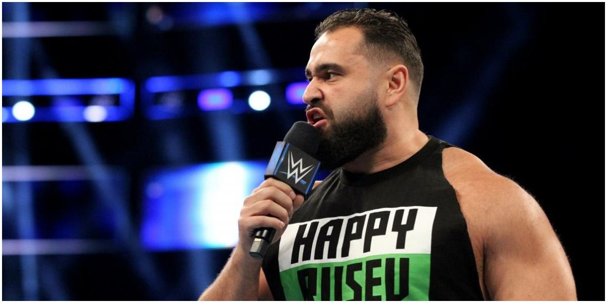WWE: Rusev Is Right About WWE's Hypocritical Promises to Build New Talent