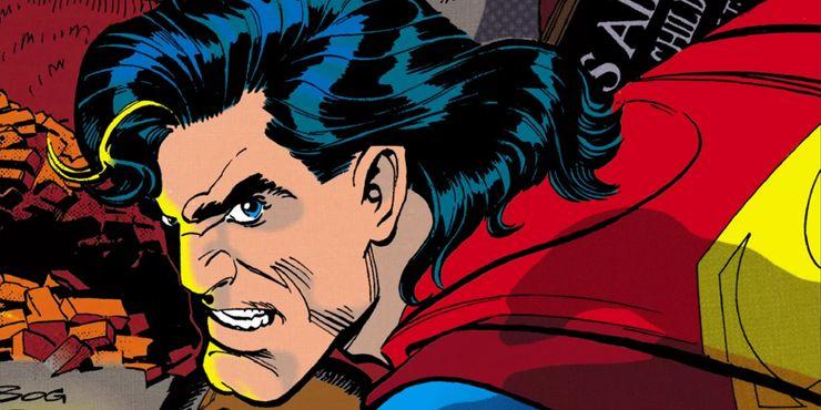 Superman Mullet - El infame corte de pelo de Superman