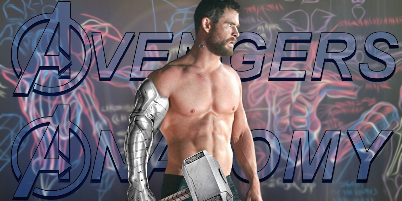 Avengers Anatomy: 5 Weirdest Things About Thor's Body, Explained