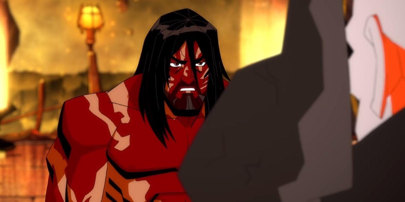 How Mortal Kombat Legends Scorpion S Revenge Alters The Killer