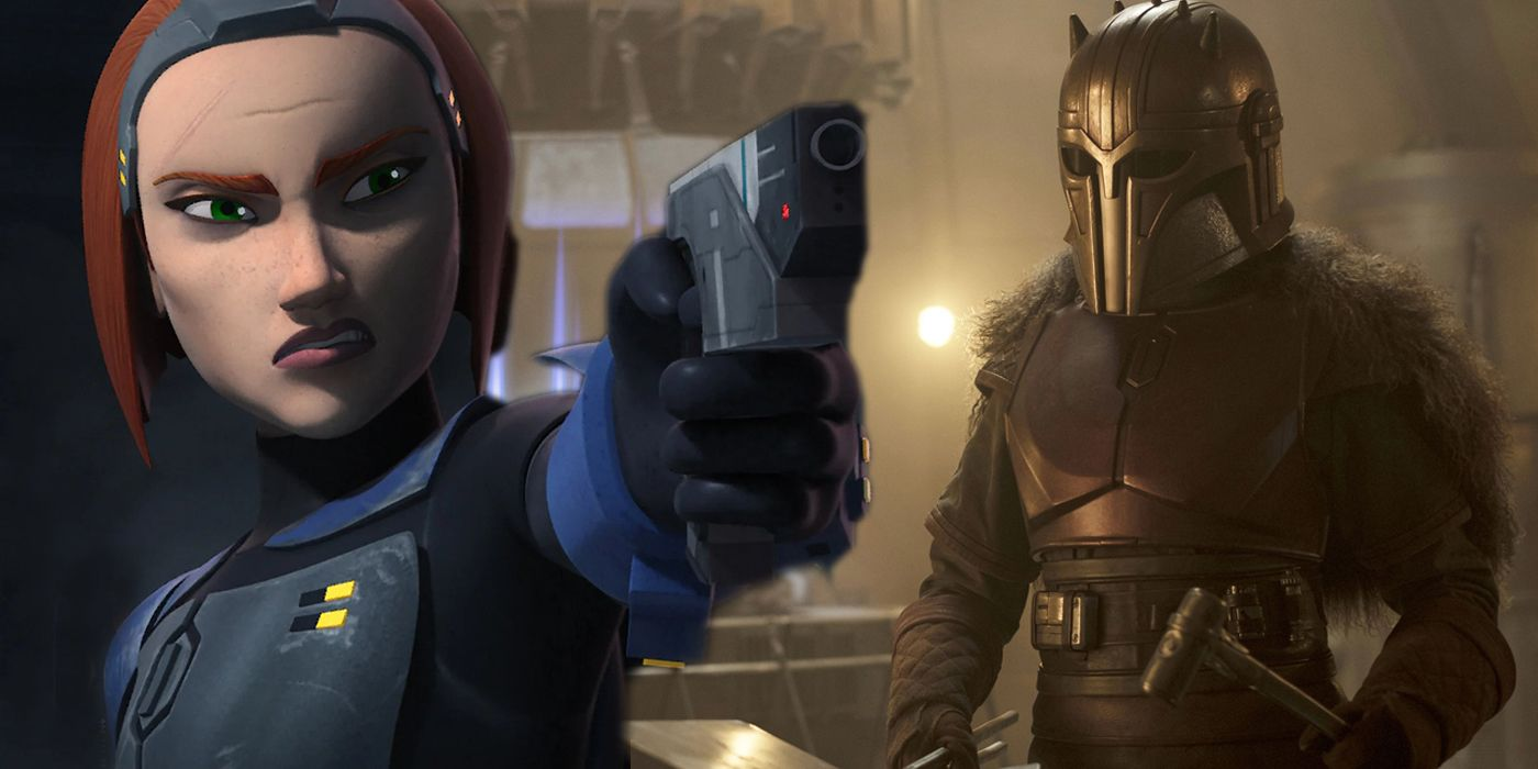 The Mandalorian S Most Epic Scene Occurred First On Star Wars Rebels
