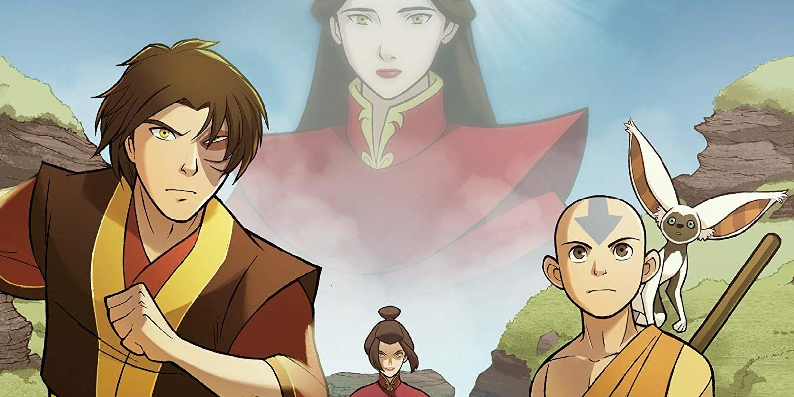 Avatar: The Last Airbender - The Search Deserves an Animated Film