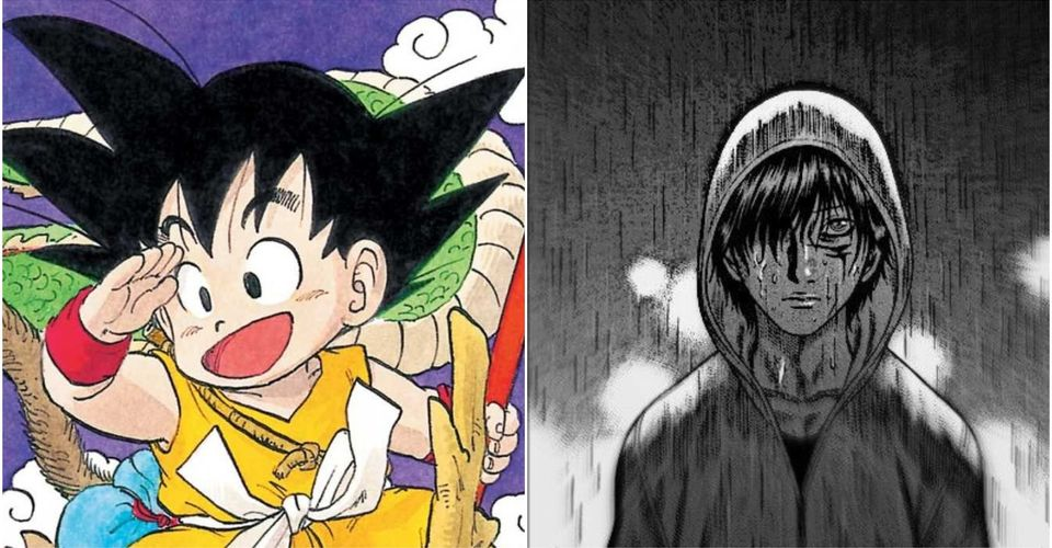 The 10 Best Martial Arts Manga According To Myanimelist Cbr