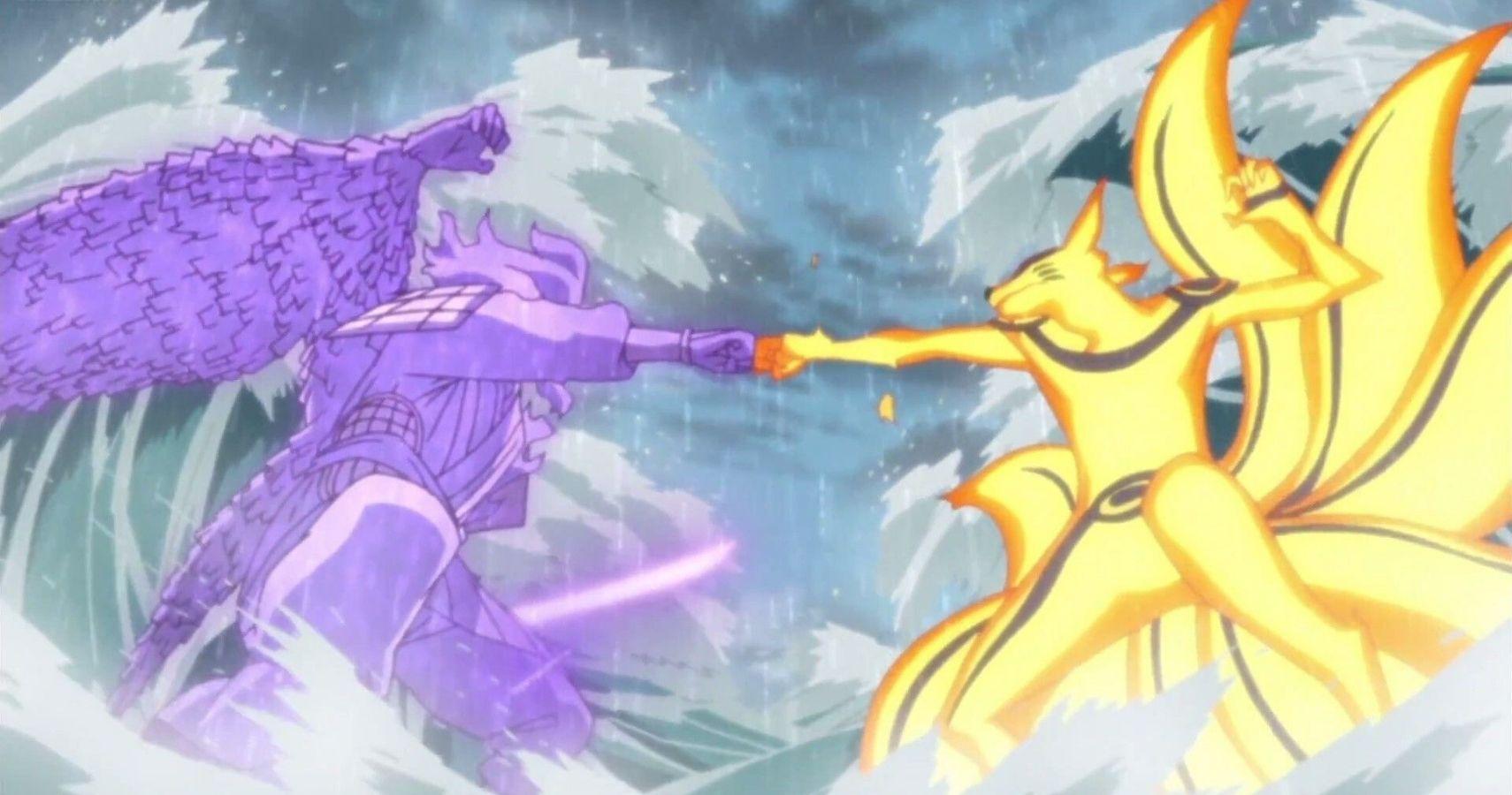 Naruto: As 10 melhores lutas dos 11 de Konoha 10