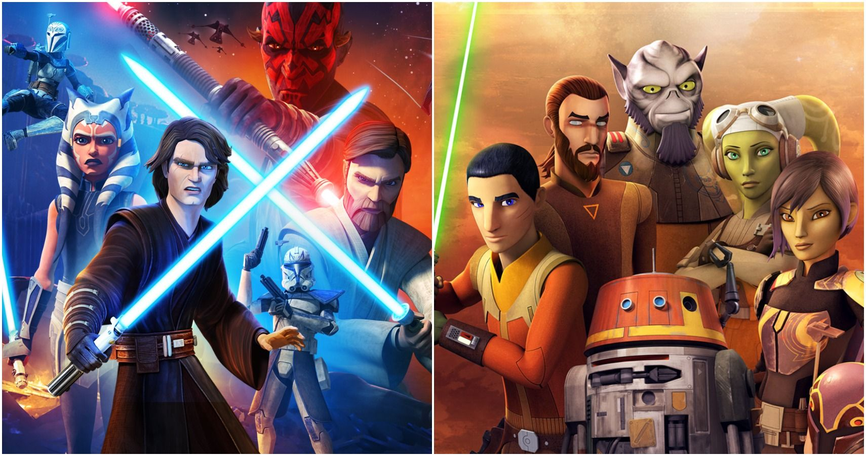 10 Storylines Between Clone Wars & Rebels That Have Yet To Be Told