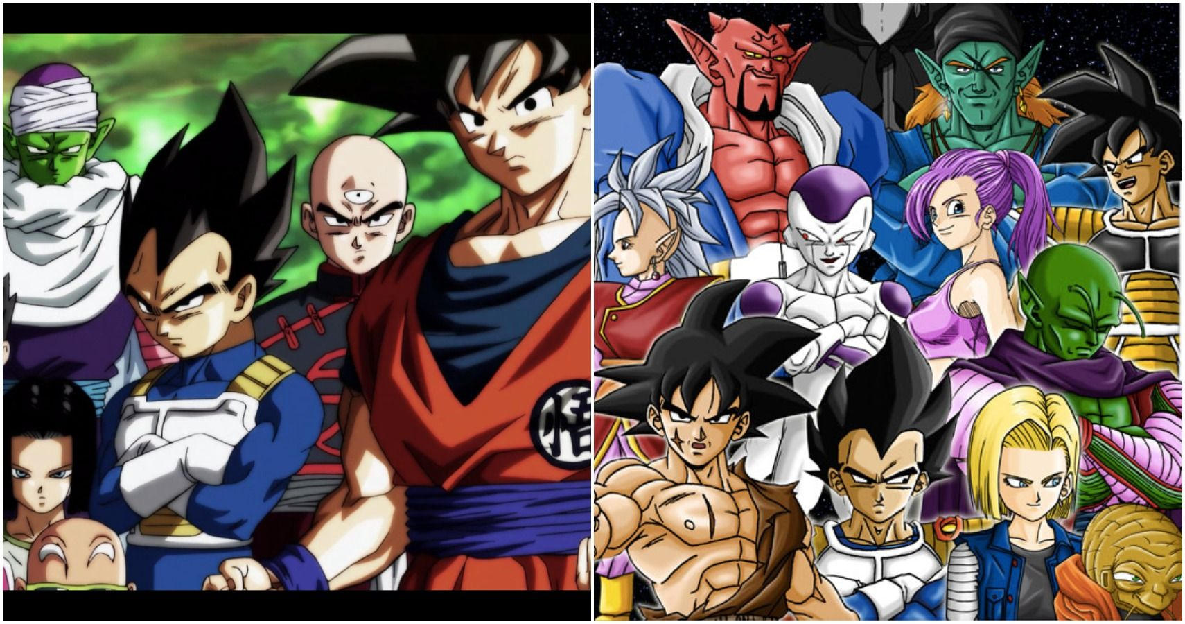 5 Things Dragon Ball Super Did Differently From Dragon Ball