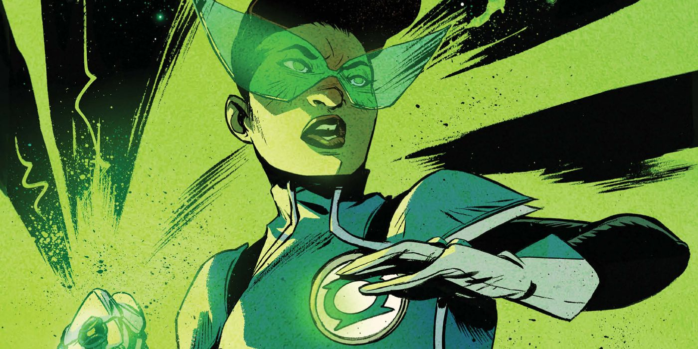 DC's Green Lanterns May Have the Power to Hack Into the Matrix