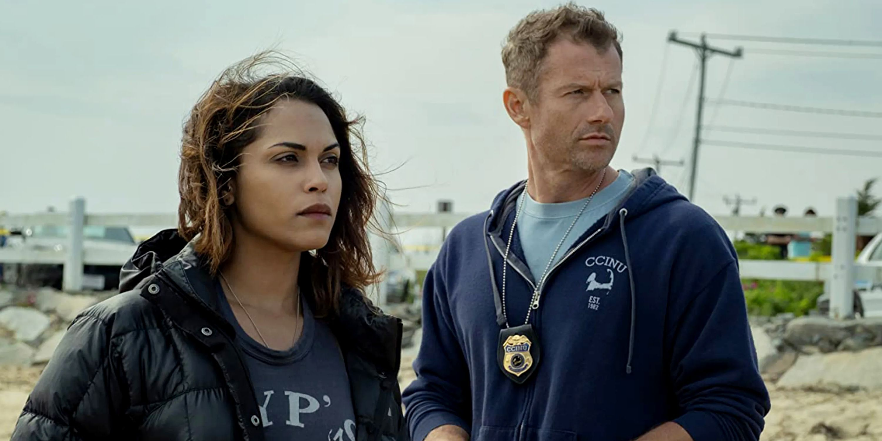 Hightown: Monica Raymund & James Badge Dale On What's to Come in Season 2