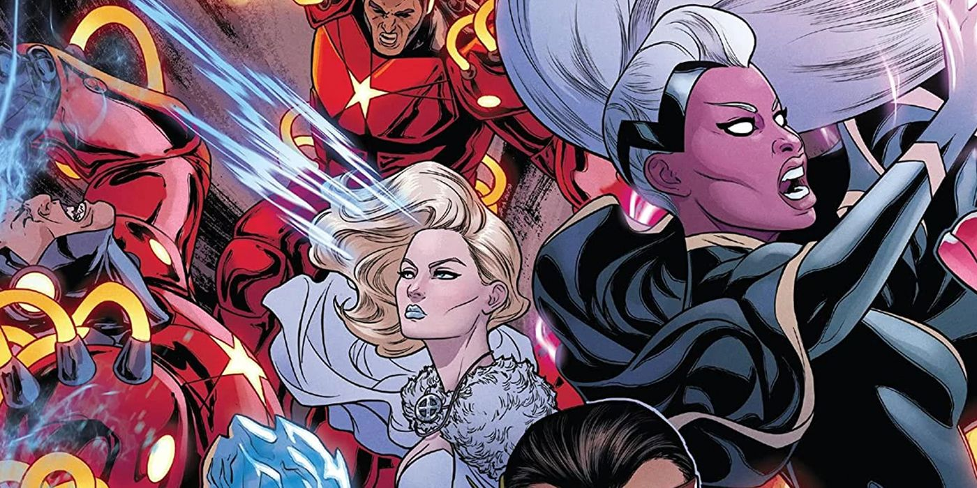 X-Men: Emma Frost Revealed a VERY Effective (and Terrifying) New Strategy