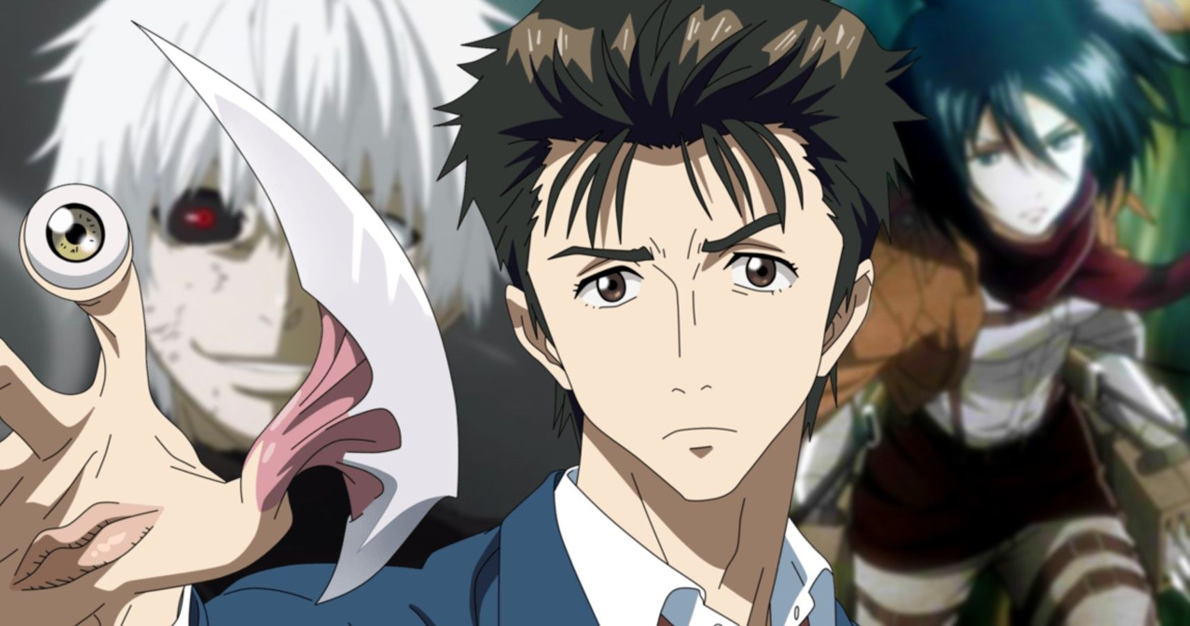 Parasyte The Maxim 10 Anime To Watch If You Liked It Cbr
