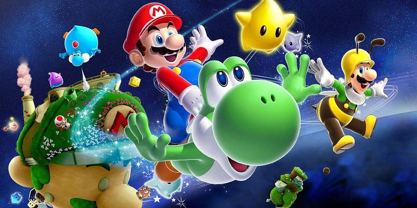 Super Nintendo World Leaked Video Takes You to the Mushroom Kingdom