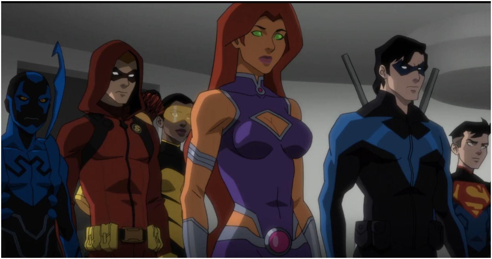 10 Superheroes You Might Have Missed In Justice League Dark Apokolips War