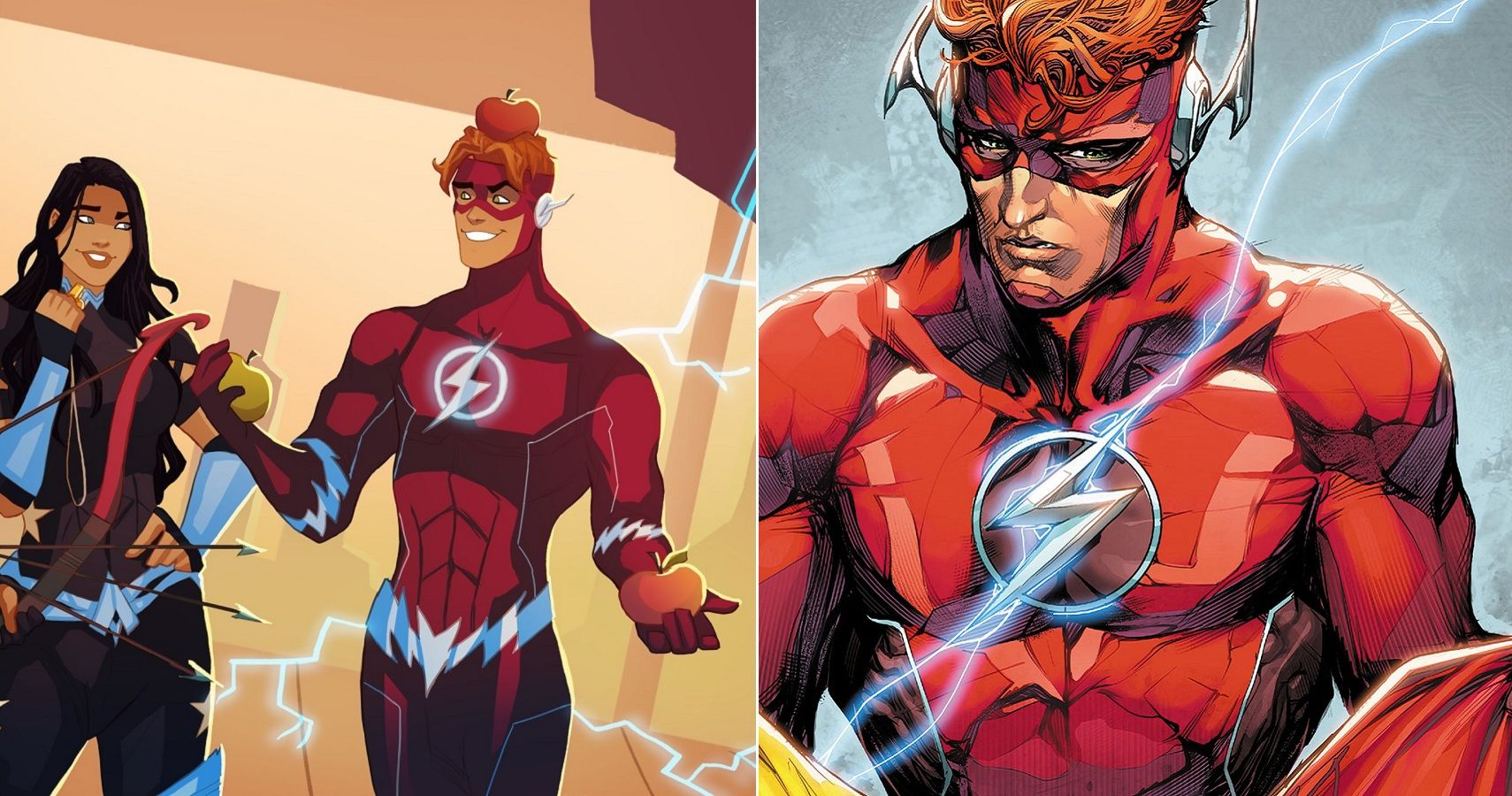 Image result for wally west