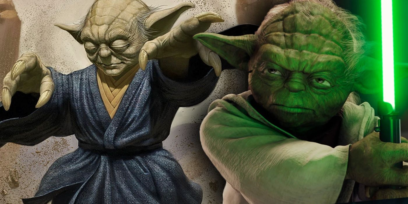 Star Wars: Every OTHER Member of Yoda's Species, Explained | CBR