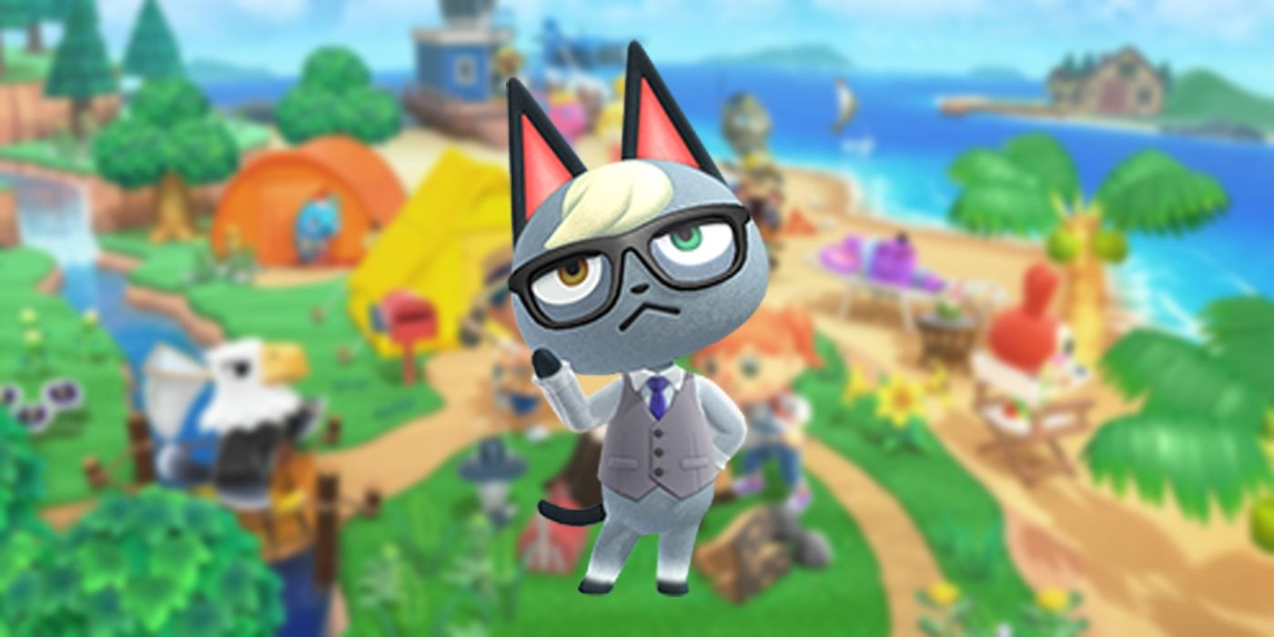 Animal Crossing Why Raymond Is The Black Market S Hottest Commodity