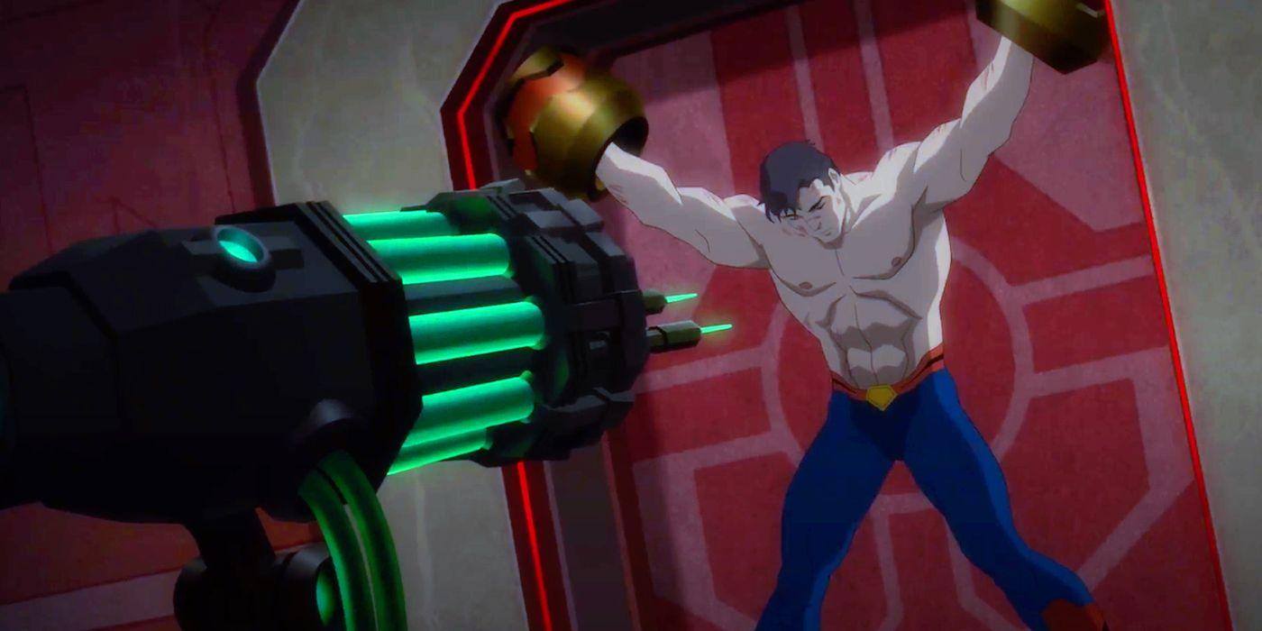 Justice League Dark Apokolips War Deals Superman His Worst Punishment