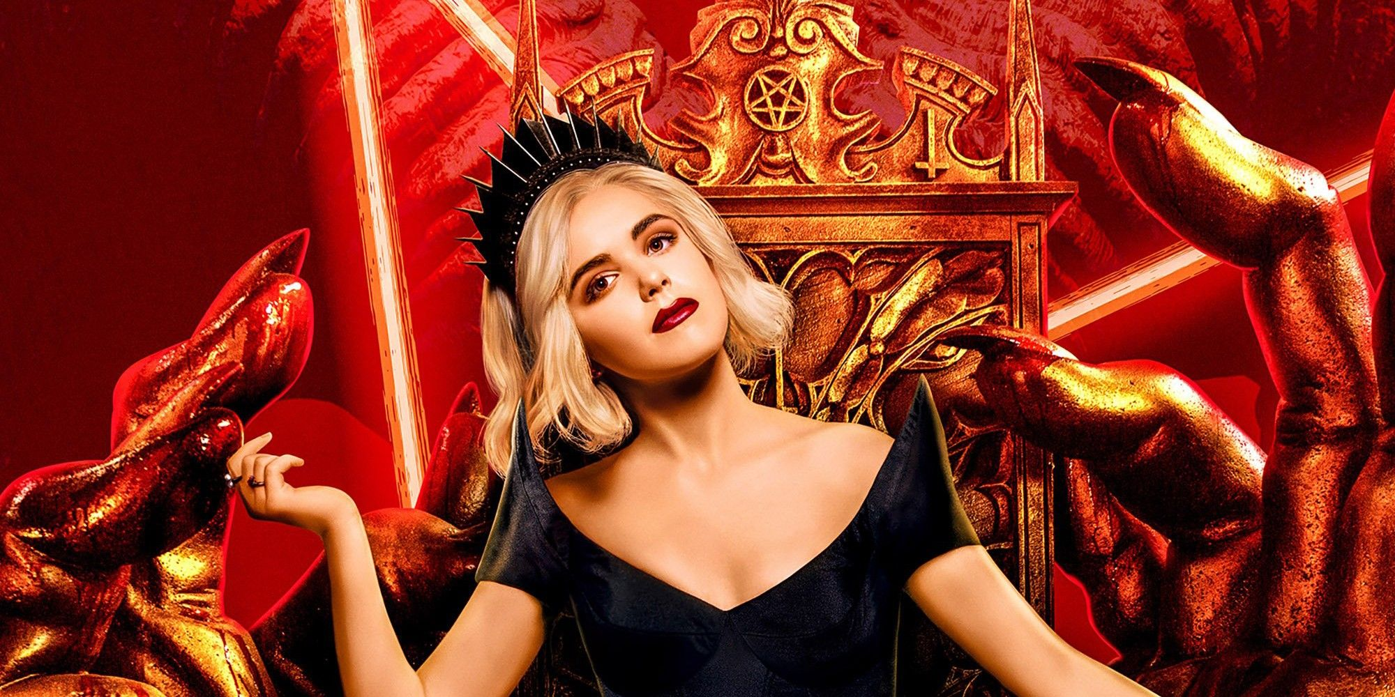 Chilling Adventures of Sabrina Creator Teases 'Extremely Wicked' News