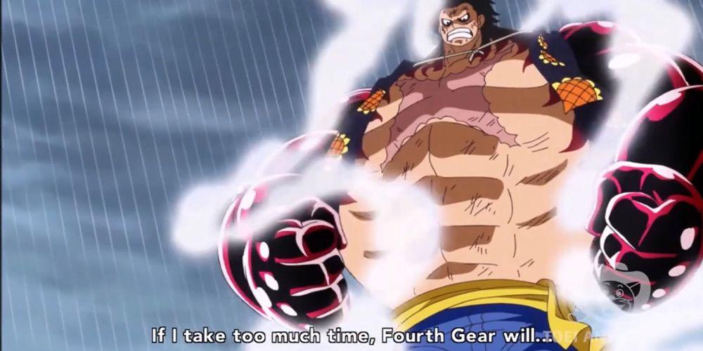 One Piece: 10 fatos surpreendentes que a maioria dos fãs não sabe sobre o Gear Fourth 6