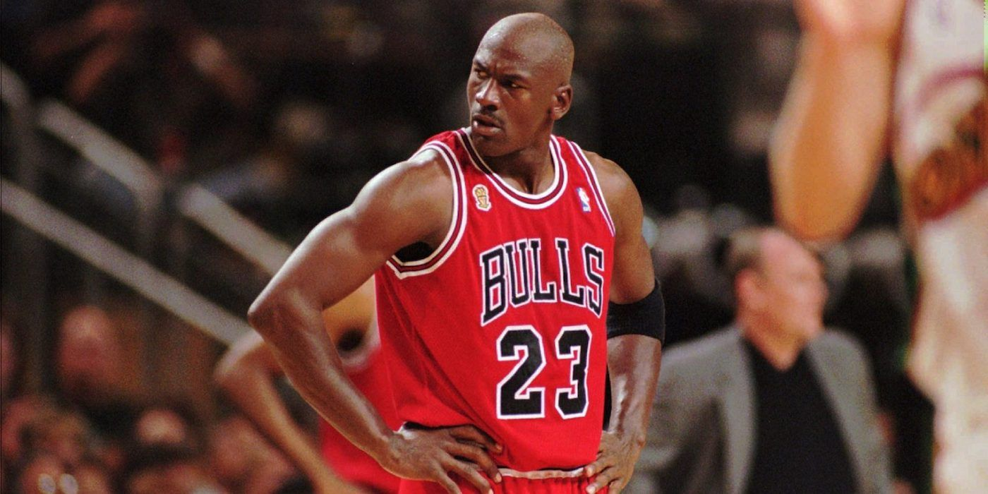 The Last Dance Confirms Jordan Wasn't the NBA's Batman, He Was Its Hulk