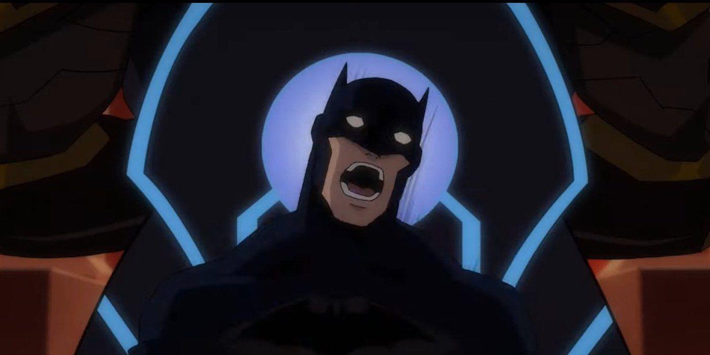 Justice League Dark Apokolips War Breaks Batman In The Scariest Way