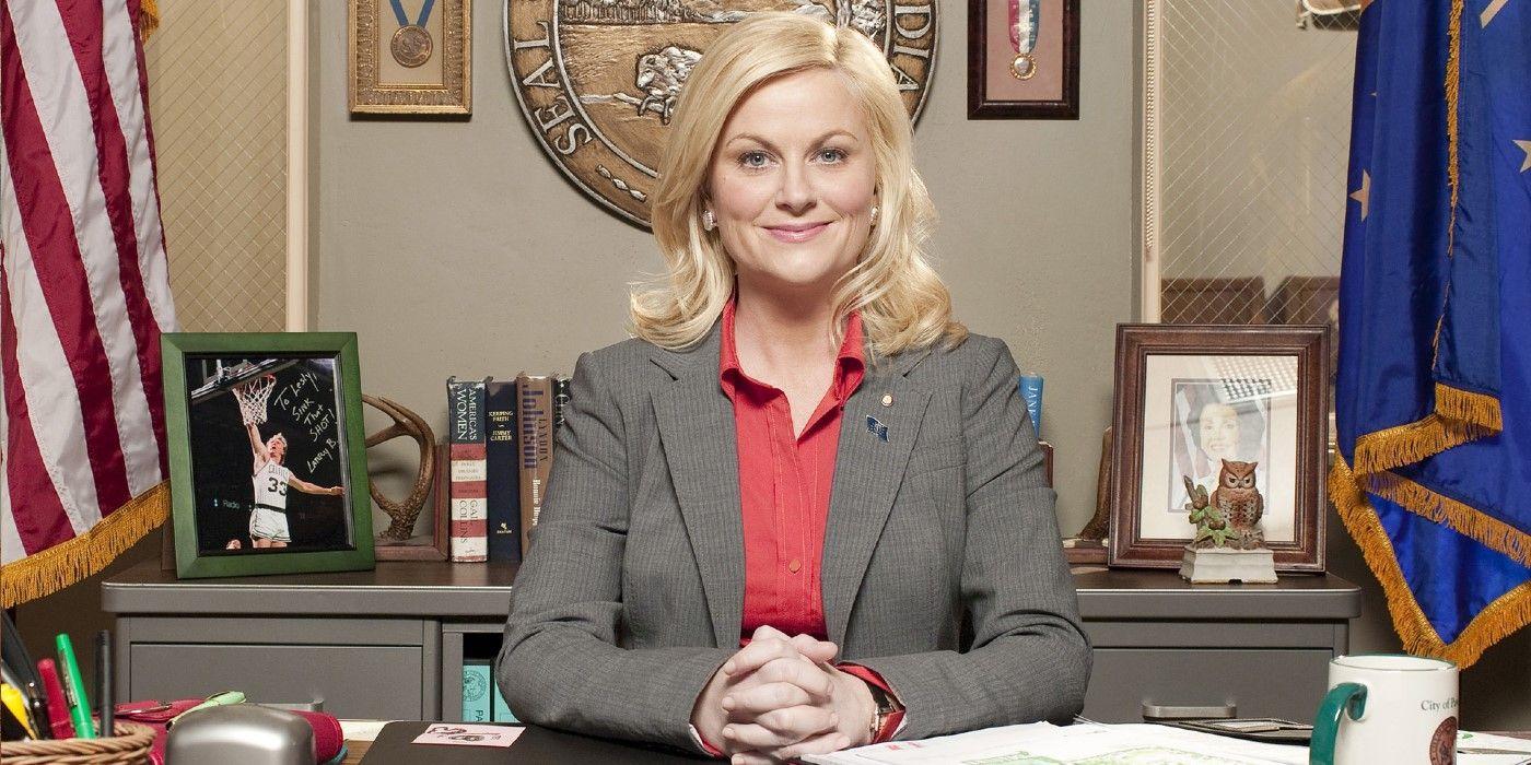 WATCH: Parks & Rec's Leslie Knope Appears in Duncanville S2 Clip