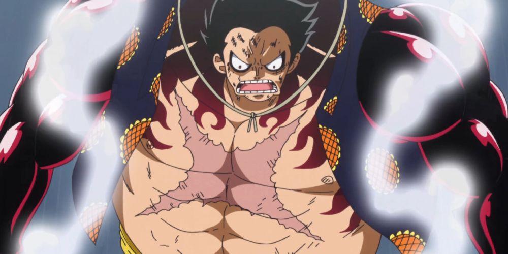 One Piece: 10 fatos surpreendentes que a maioria dos fãs não sabe sobre o Gear Fourth 2