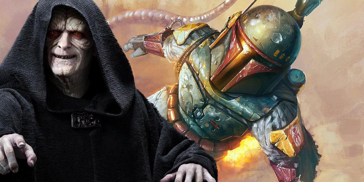 George Lucas Said Boba Fett SURVIVED Return of Jedi (But Palpatine DIDN'T)