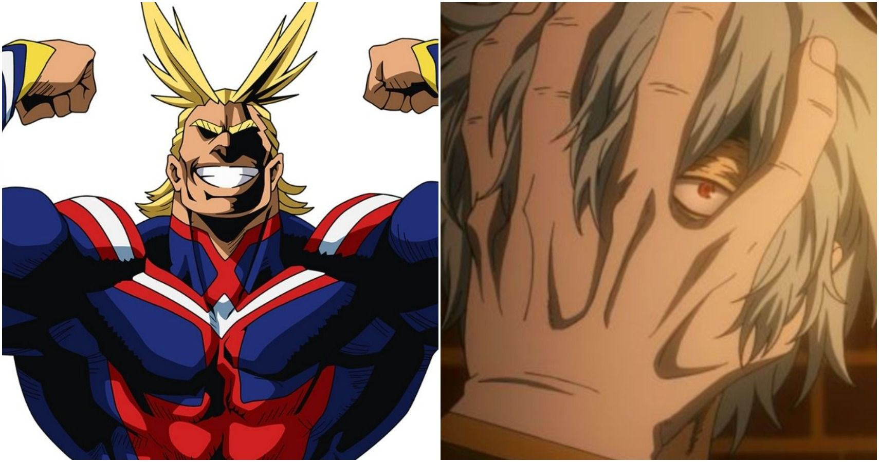 My Hero Academia 5 Hero Costumes That Look Amazing 5 Villain Costumes That Look Even Better