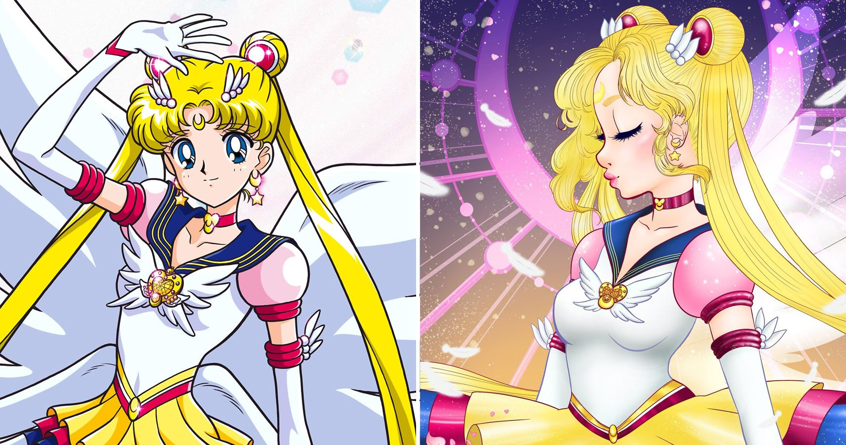 Sailor Moon 10 Sailor Moon Fan Art Pictures You Have To See