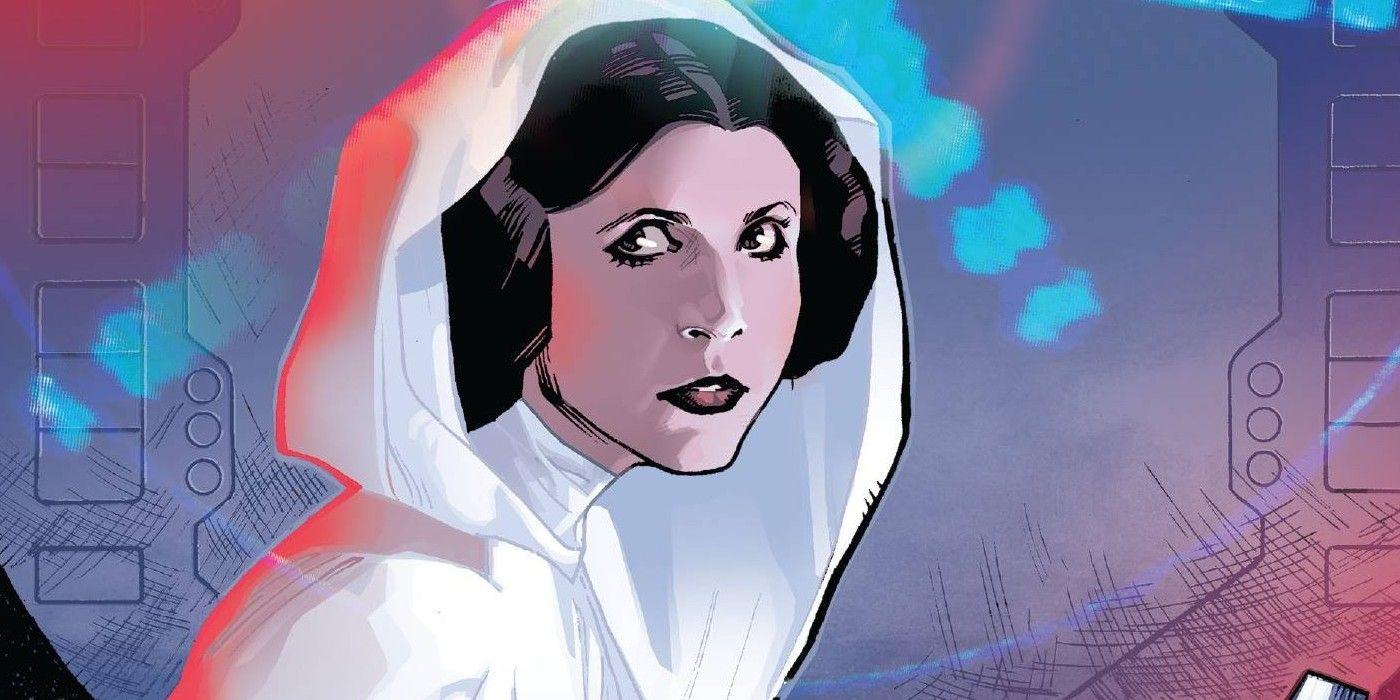 Stuart Immonen Shares Stunning Rejected Star Wars Cover...