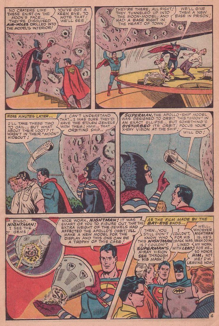worlds finest comics 155 1 - Cuando Superman le hizo a Batman el regalo de aniversario más retorcido