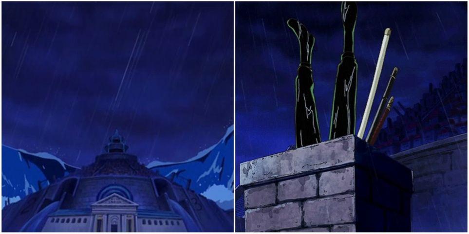One Piece: Toda vez que Zoro perdeu uma batalha 6