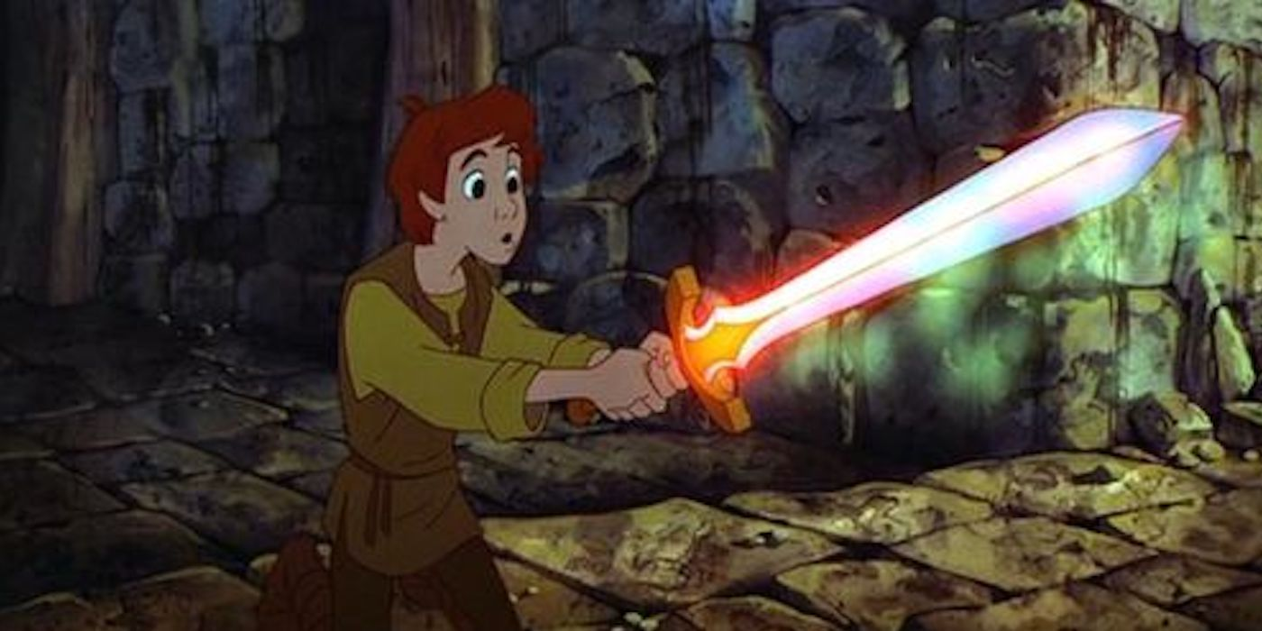 REPORT: Disney Developing Live-Action Black Cauldron Project
