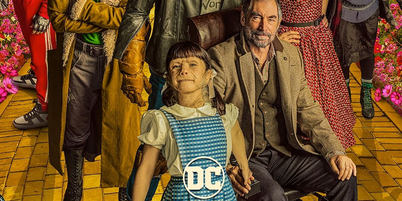 Doom Patrol Interview Abigail Shapiro On Playing Dorothy Spinner