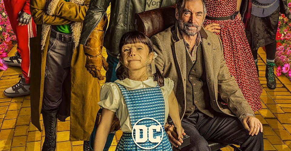 Doom Patrol Interview Abigail Shapiro On Playing Dorothy Spinner