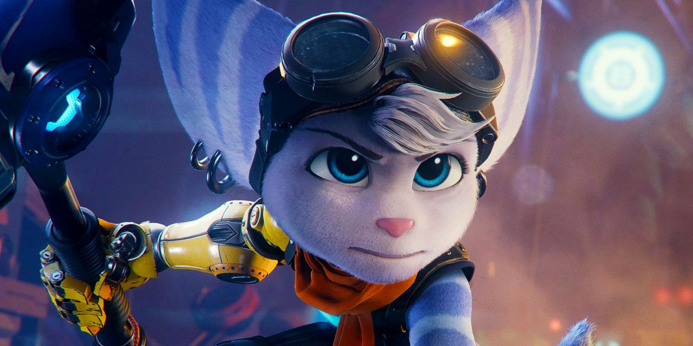 Ratchet Clank S New Lombax Does Not Replace Ratchet But She Is
