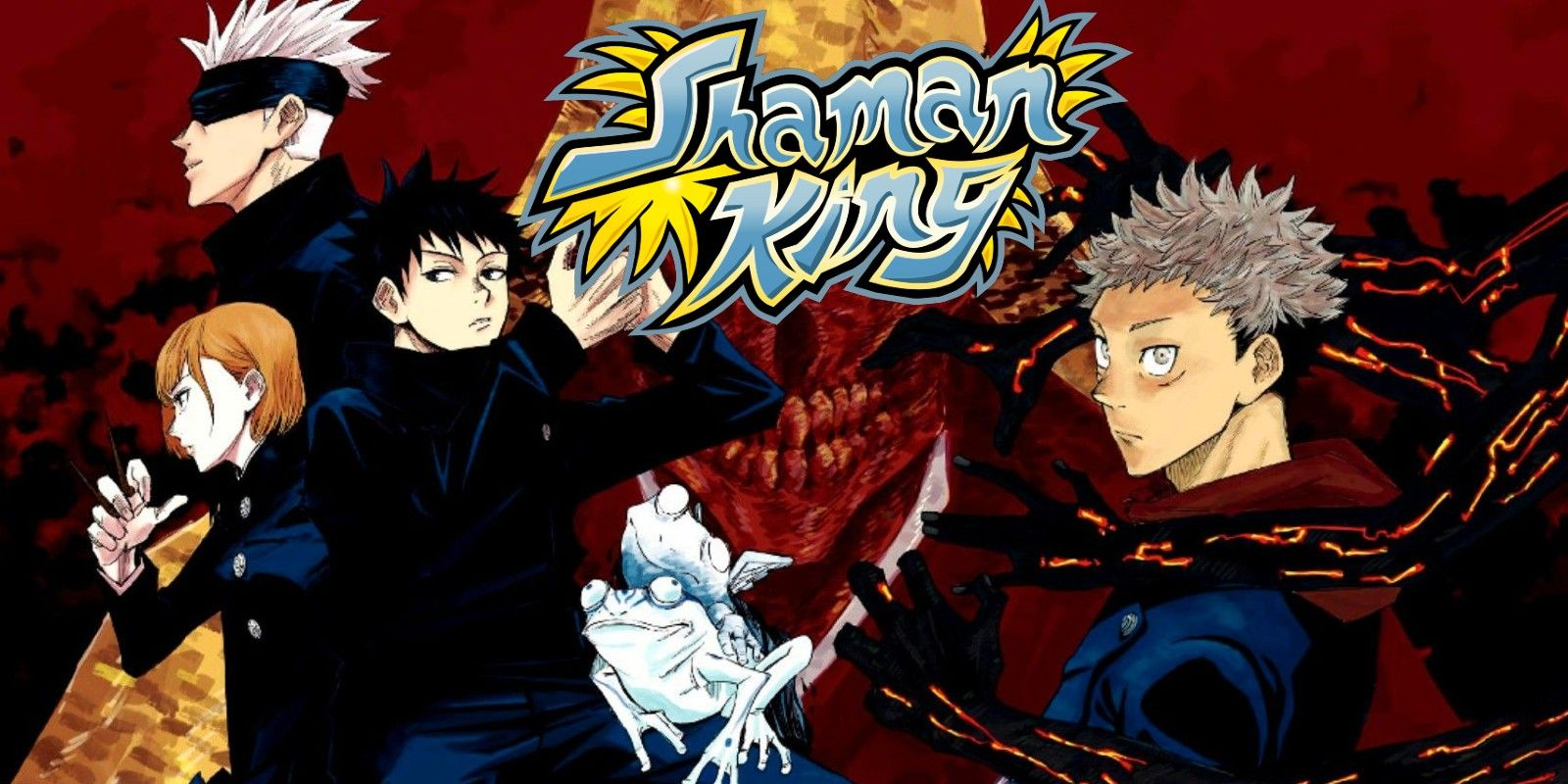 Jujutsu Kaisen Which Sorcerer Could Become Shaman King Cbr