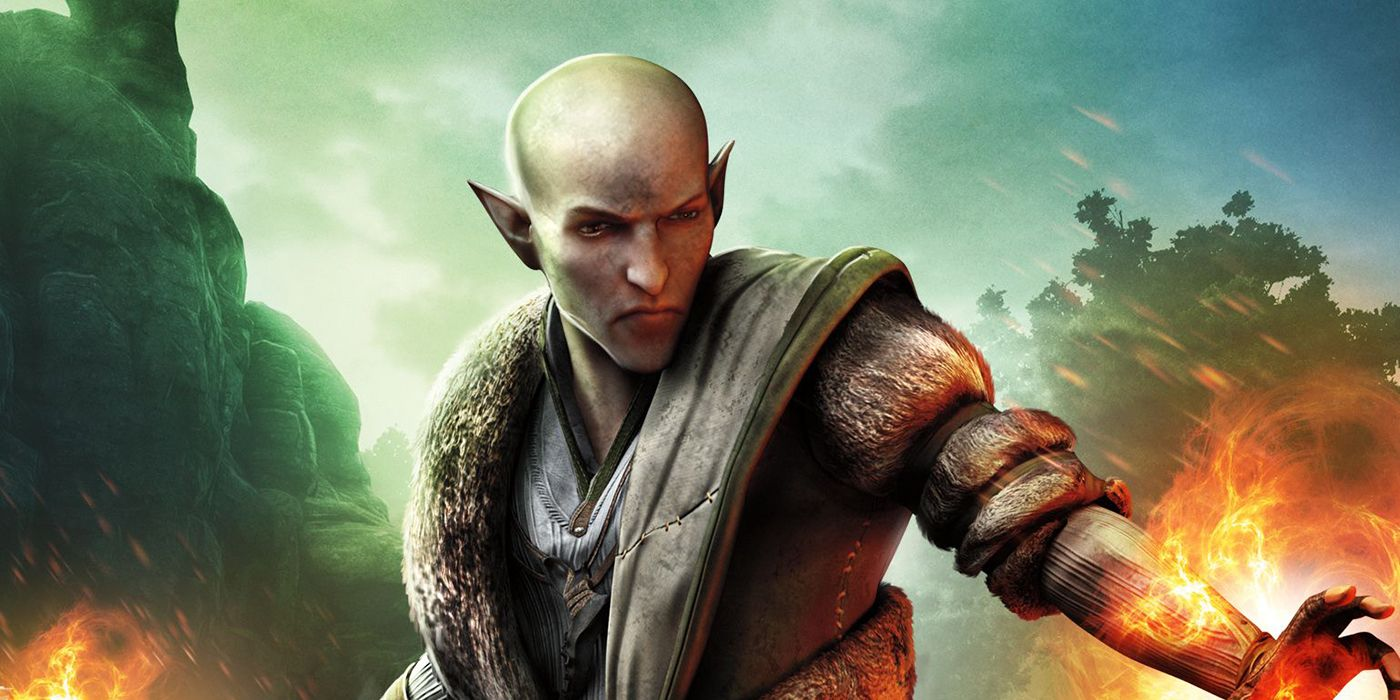 Dragon Age: BioWare, Just Let Us Punch Solas