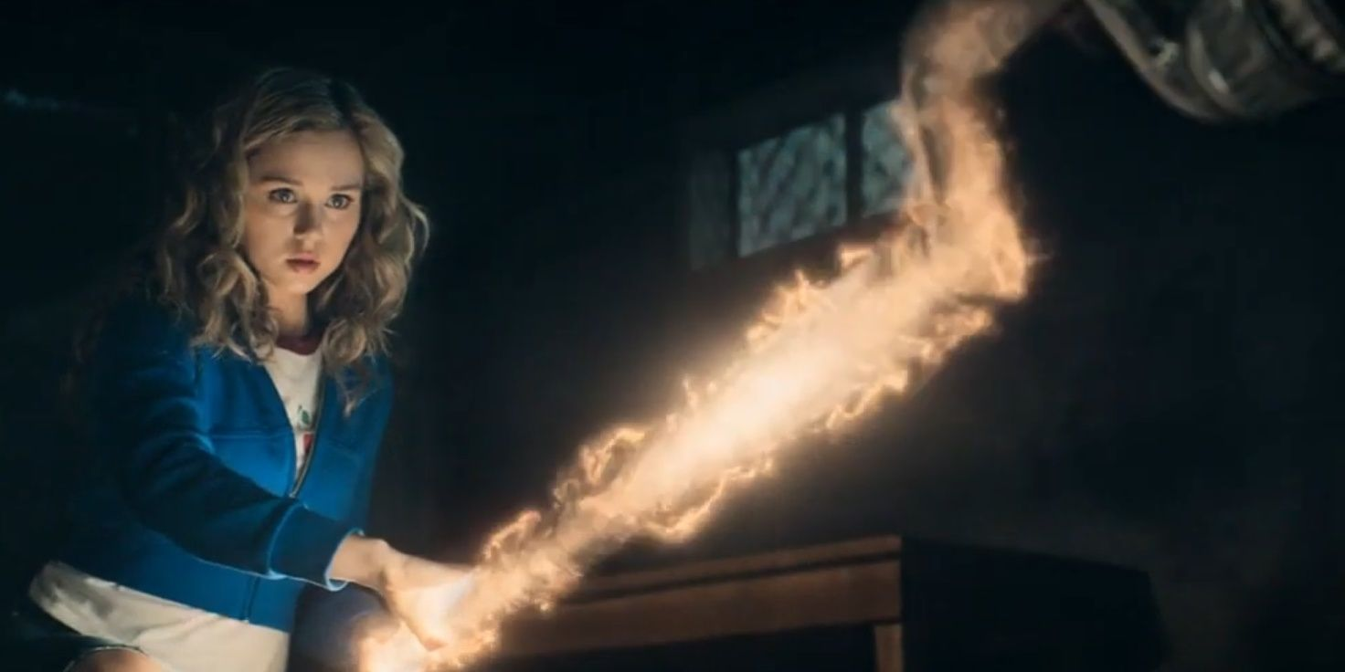 Stargirl's Identity Is Outed in 'Shiv: Part 2' Promo