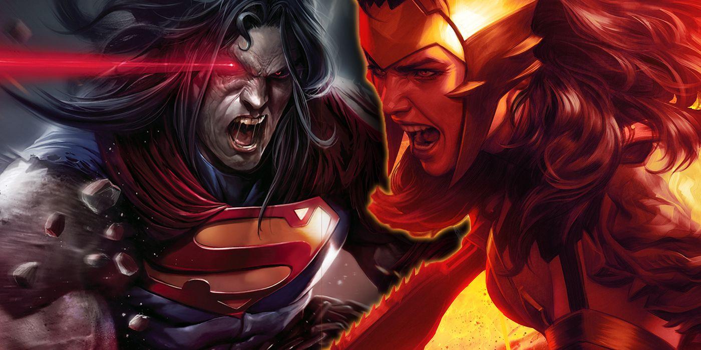 Death Metal Turns DC's Most Destructive New God Into an Old God