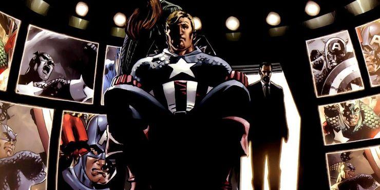 William Burnside Marvel Comics