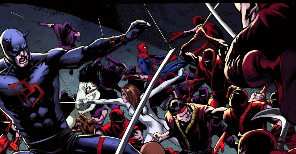 Daredevil: The 10 Worst Things The Hand Has Done To the Marvel Universe