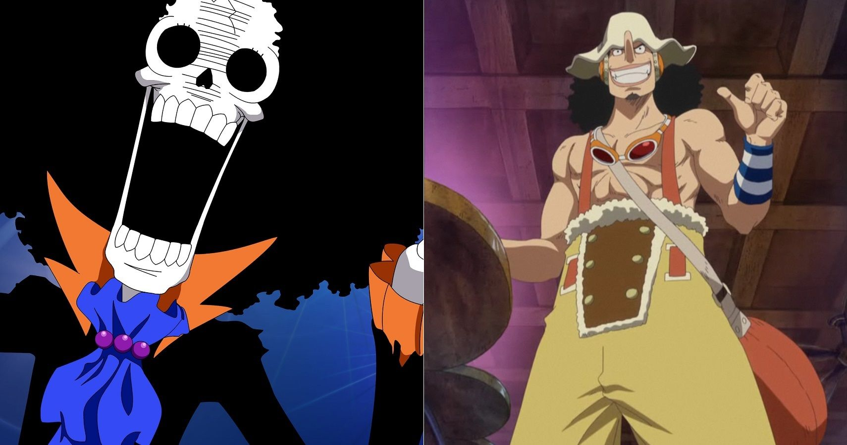 One Piece: The 10 Funniest Characters (& Their Most ...