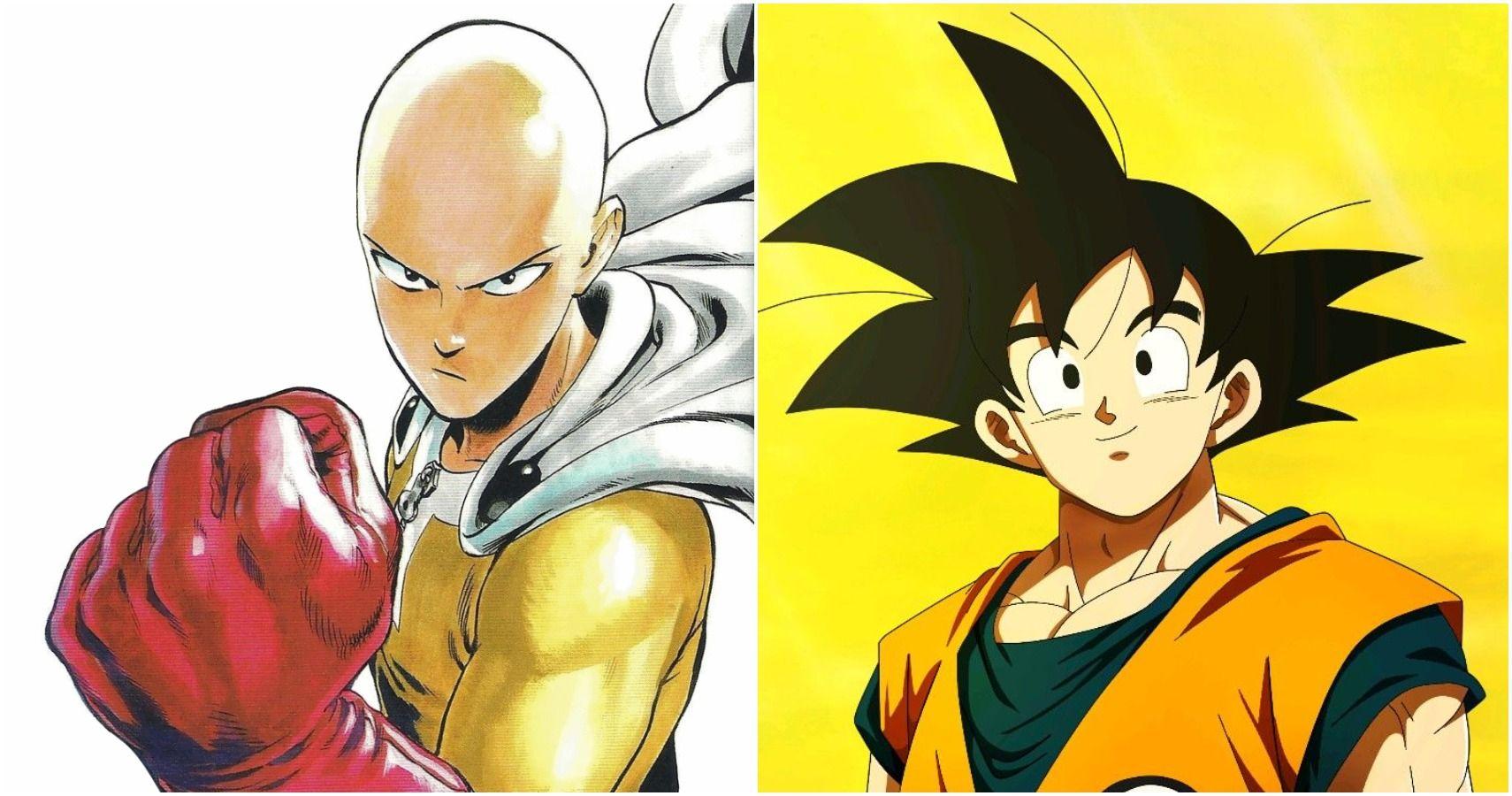 Saitama Images - Is Saitama Stronger Than Goku? 5 Reasons Each Character ...