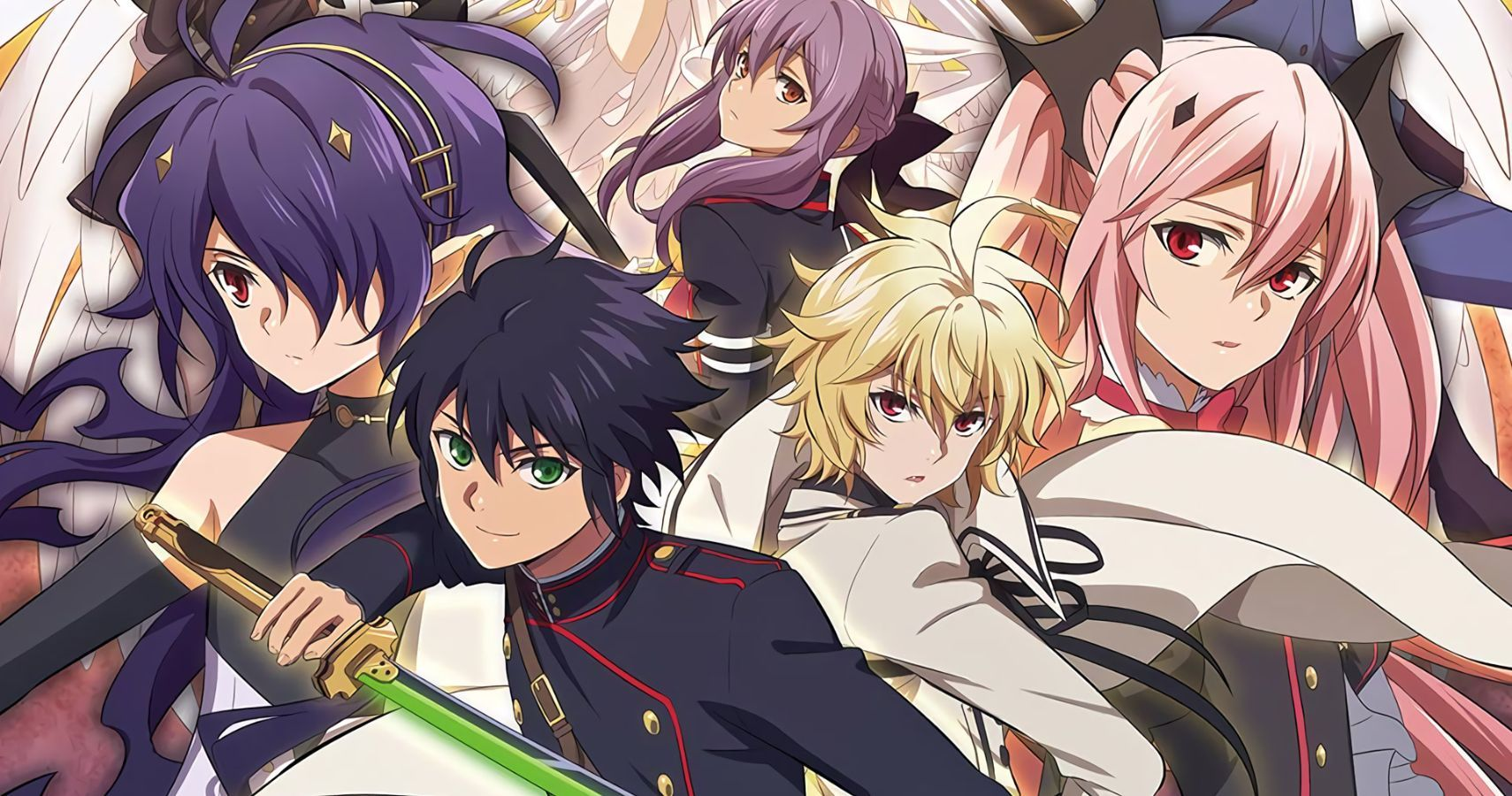 Seraph Of The End: 10 Things That Make Zero Sense About The Characters
