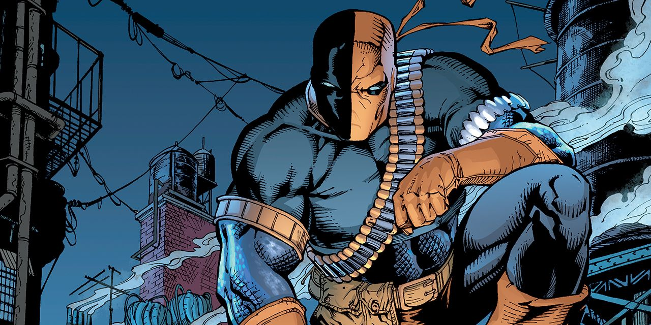 Deathstroke Was EMBARRASSED by Two Heroes in One Week