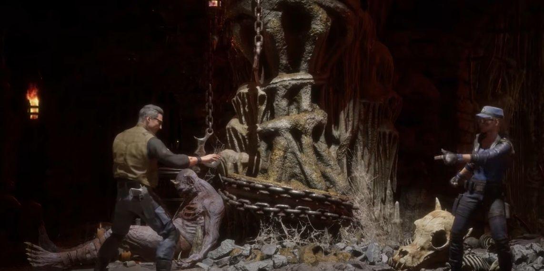 10 Coisas loucas que você não sabia sobre os personagens principais de Mortal Kombat 11 4