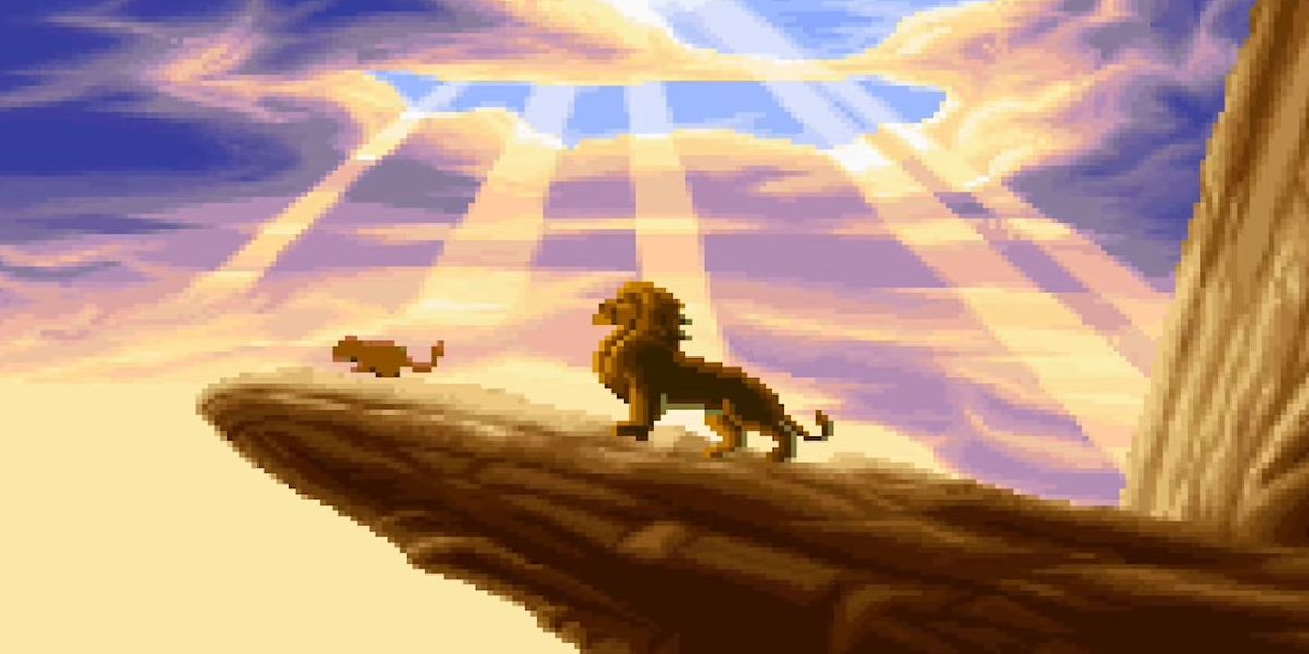The Lion King: A Look Back at the BRUTALLY Difficult '90s Platformer