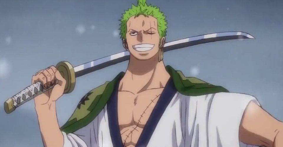 One Piece: Zoro Duels for His Own 'Dragon Slayer' Sword   CBR
