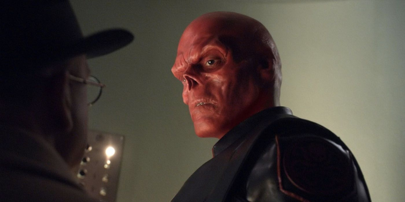 Captain America: Early Red Skull Concept Changes the Villain's Origin Story